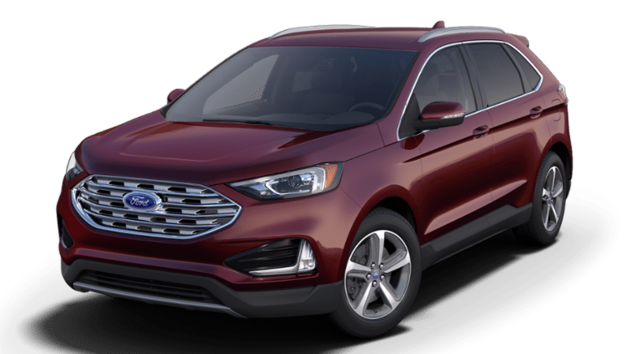 New 2019 Ford Edge SEL SUV For Sale in Zelienople PA